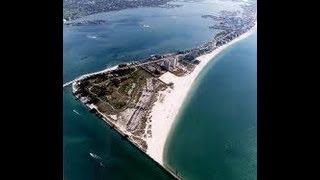 № 689 США Подводная камера Sand Key Park beach Florida