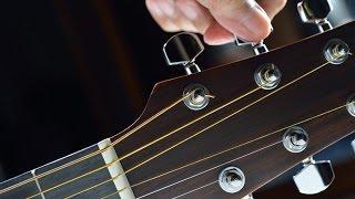 Строй гитары. Какими бывают строи и для чего они нужны