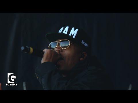 """Nas Live @ Life Festival 2015 """"If I Ruled The World"""" - DG MEDIA"""