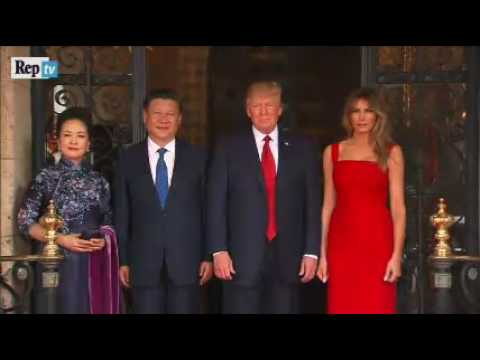 Trump takon presidentin kinez: Raporte të mira,do vij në Pekin