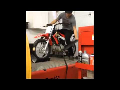 Repeat Bbr klx155 stroker crf155 by born2ride4 - You2Repeat