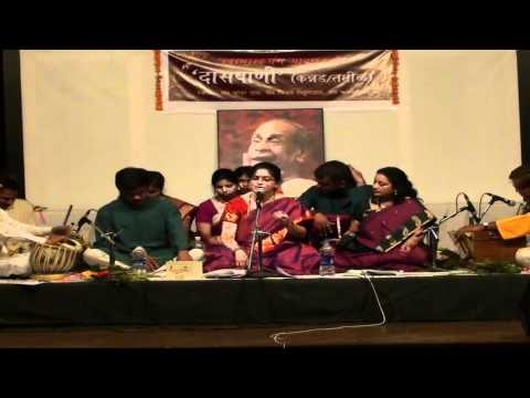 Dasavani - Bhagyada Lakshmi Baramma - Mrs.Sandhya Kelkar