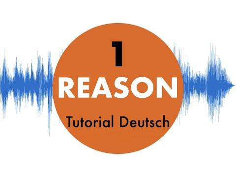 Reason 11 für Anfänger # 1 Propellerhead Tutorial thumbnail