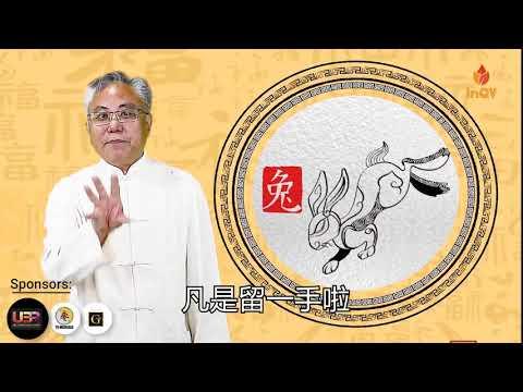 2019己亥年十二肖運程香港馬禮華博士(羅華)道長為你講解生肖屬兔於2019年的運程。