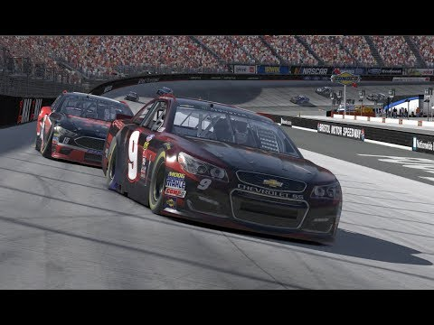 The Real Chase Elliott | NASCAR IRacing Series | Bristol Baby!