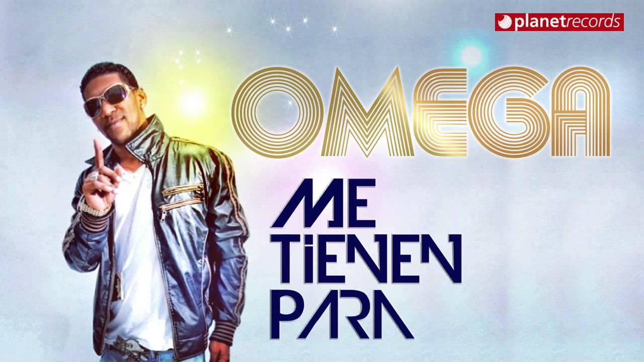 OMEGA - Me Tienen Para (Official Web Clip) - YouTube