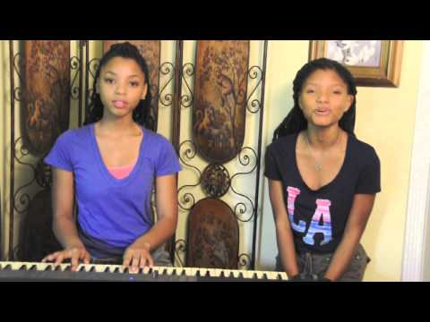 "Jay Z & Justin Timberlake - ""Holy Grail (Chloe x Halle Cover)"""