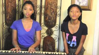 """Jay Z & Justin Timberlake - """"Holy Grail (Chloe x Halle Cover)"""""""