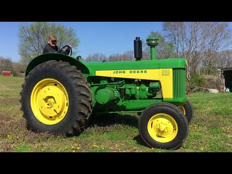 John Deere 830 Diesel Electric Start