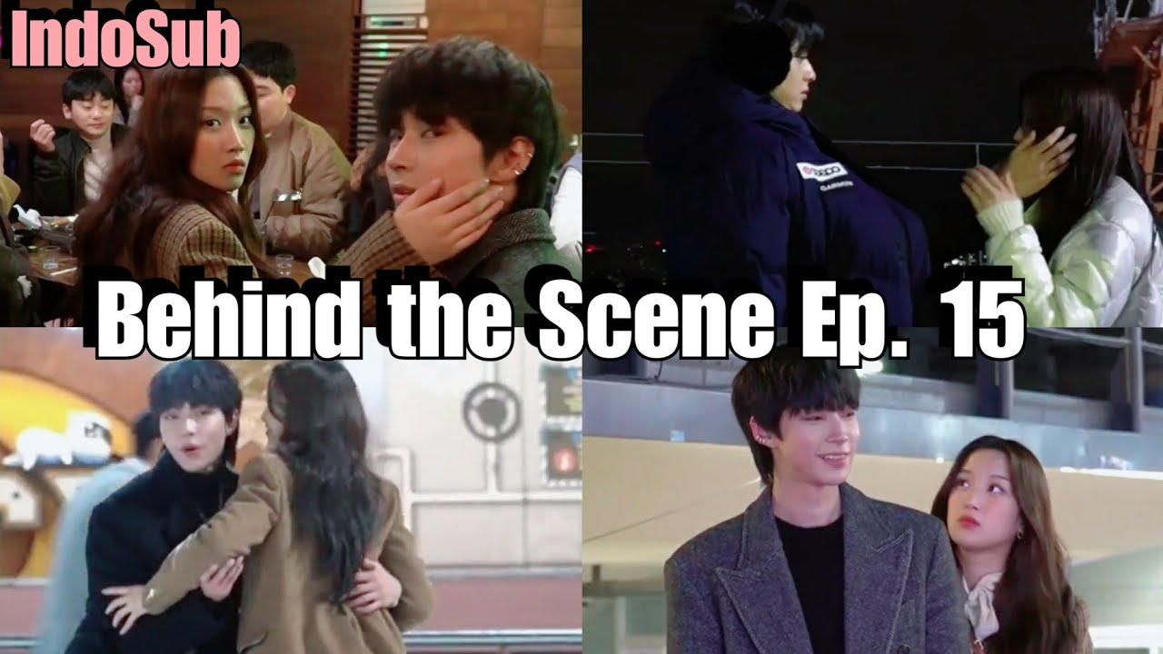 Download [IndoSub] Behind the Scene 'True Beauty' Ep. 15