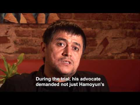 Interview with Abdusami Rahmonov about Uzbekistan (Russian with English subtitles)
