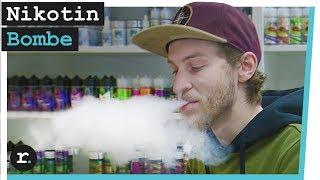 E-Zigaretten: Das steckt hinter Juul und Co.