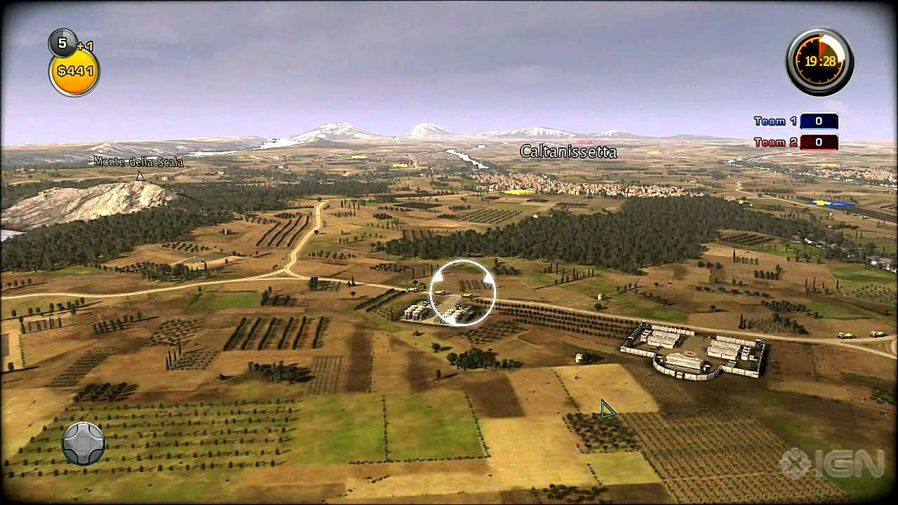 Xbox 360 Strategy Games : R u s e xbox trailer all strategy one video youtube
