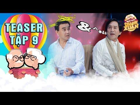 Mãi mãi thanh xuân | Teaser tập 9: Kim Tử Long thay đổi ý kiến liên tục khiến Quyền Linh hoang mang