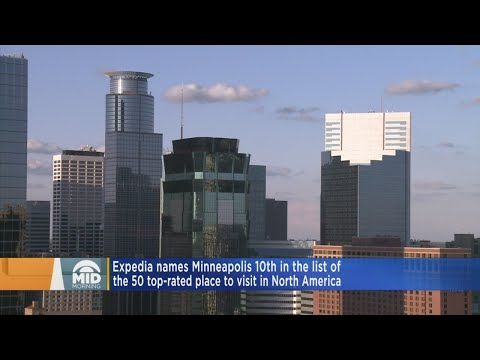 Minneapolis Named A Top 10 Vacation Destination