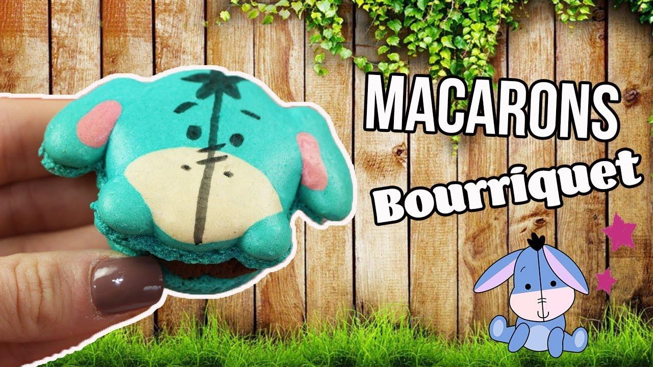 Macarons Bourriquet Recette Kawaii