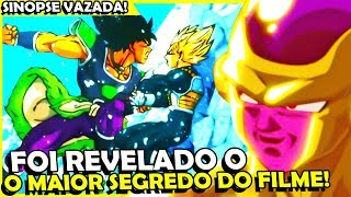 BOMBA! VAZOU SINOPSE DE DRAGON BALL SUPER BROLY