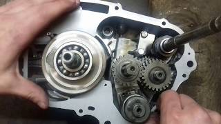 125cc pitbike engine rebuild. part 1 of 3