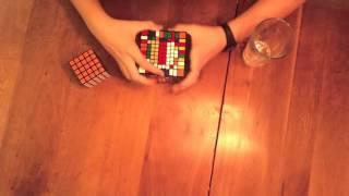 10x10x10 Rubiks