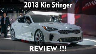 Kia Stinger Reviews   Kia Stinger Price, Photos, And Specs