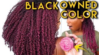 HAIR WAX COLOR... But Make It BLACK-OWNED!