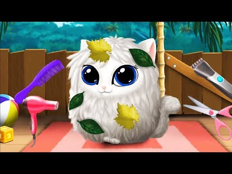 Fun Baby Jungle Animal Hair Style, Manicure, Dress Up Jungle Animals Style Makeover Game For Kids