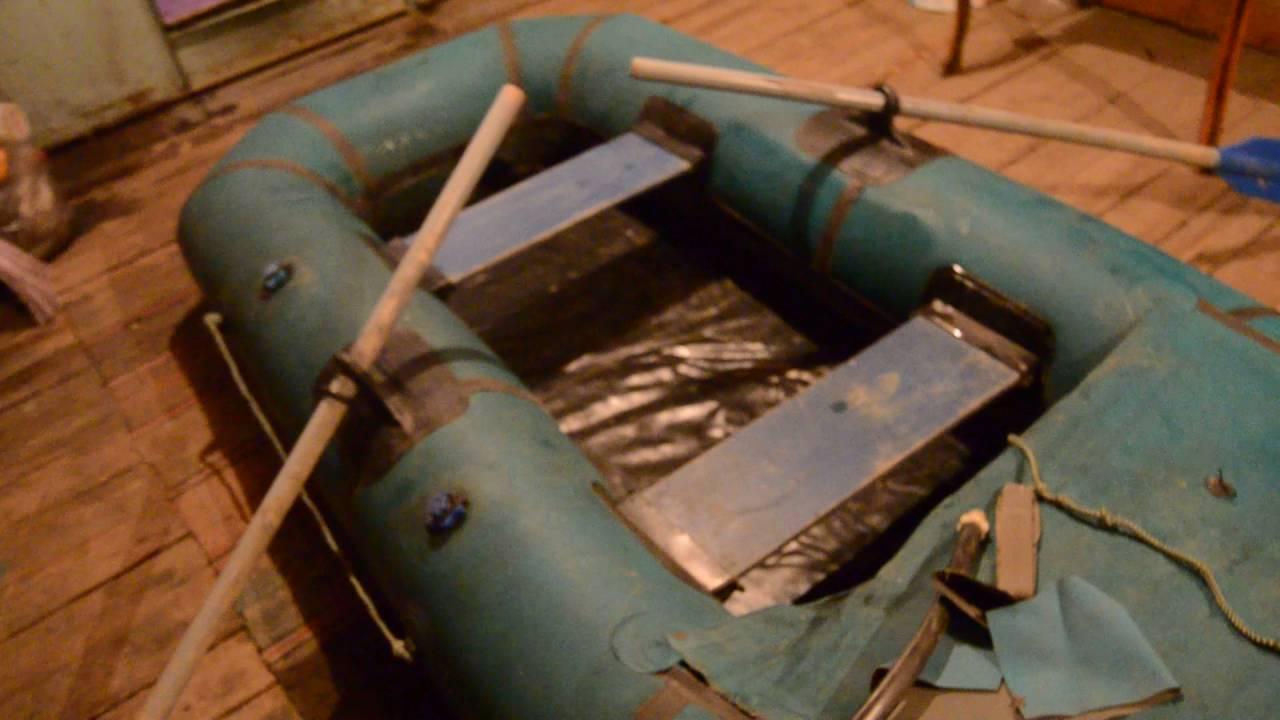Подготовка за плаване: надуваема лодка Omega - YouTube