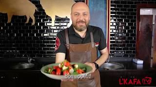 Салат с клубникой - рецепт. Как приготовить вкусный салат с клубникой?