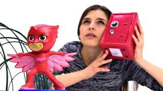 ToyClub шоу - Видео с Героями в масках: ищем Алетт