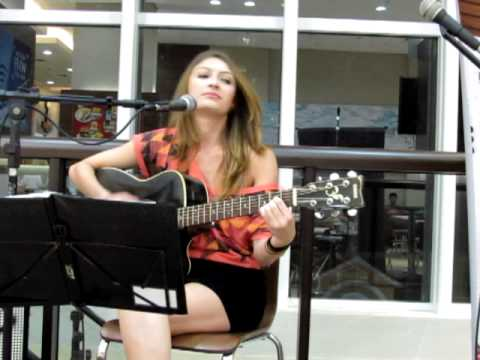 What's Up - 4 Non-blondes (Vivian Galina acoustic cover)