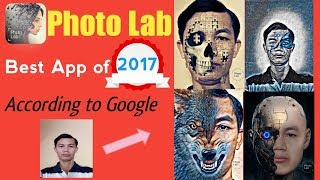 Photo Lab: Best app of 2017 | Best app of 2017 for picture edits