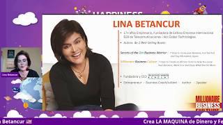 Crea LA MAQUINA de Dinero y Felicidad - Lina Betancur 🇺🇸