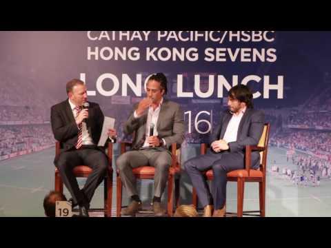 Interview With Karl TeNana And Colin Gregor At The Hong Kong Long Lunch November 2015.