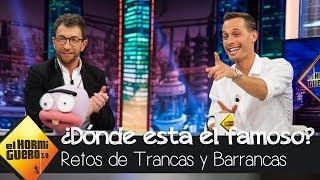 El futbolista se enfrenta a la divertida sección de Trancas y Barrancas - El Hormiguero 3.0