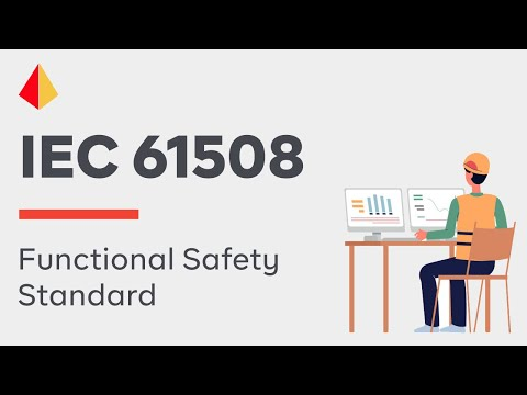 What is IEC 61508 and what does it mean for mechanical devices like a valve?