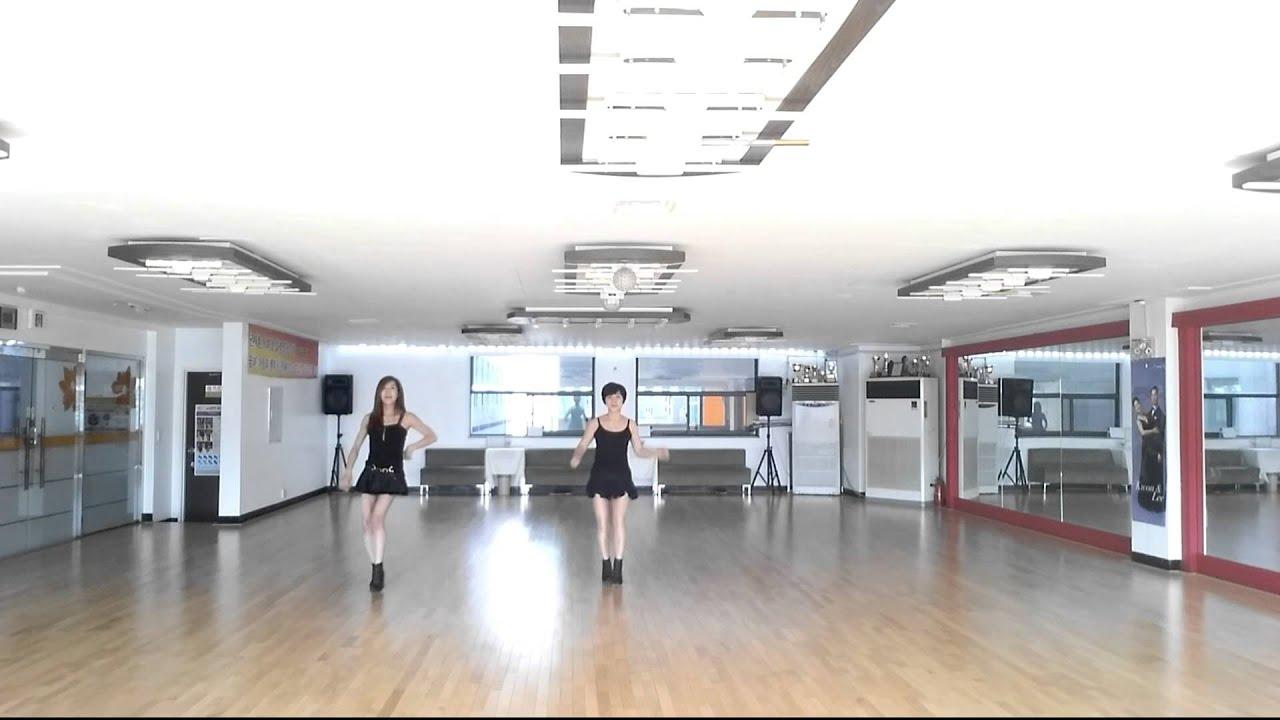 CONGA-Line Dance (Beginner Mambo) - YouTube