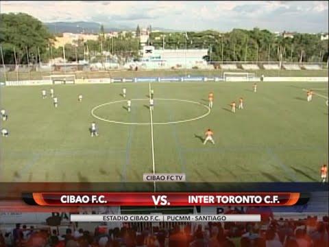 Cibao FC 1 Internacional de Toronto 1