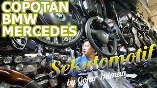 #SEKUTOMOTIF COPOTAN BMW DAN MERCEDES - RIKO RH GARAGE