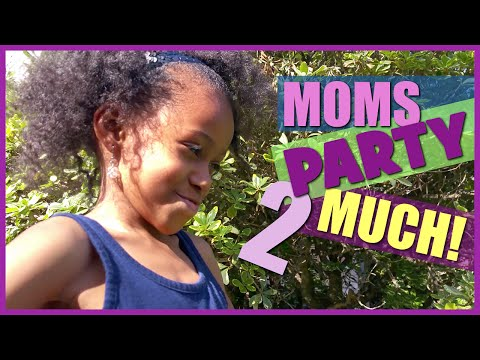 Moms PARTY too much! | What Funny Kids Say About Moms | BlueprintDIY Kids