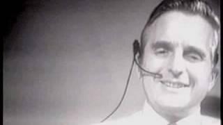 Doug Engelbart - NLS Demo Clip - 1968