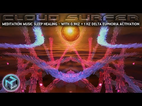 Deep & Potent! ULTRA BRAIN MASSAGE Binaural Beats | Meditation Music Sleep Healing | Euphoria MUSIC