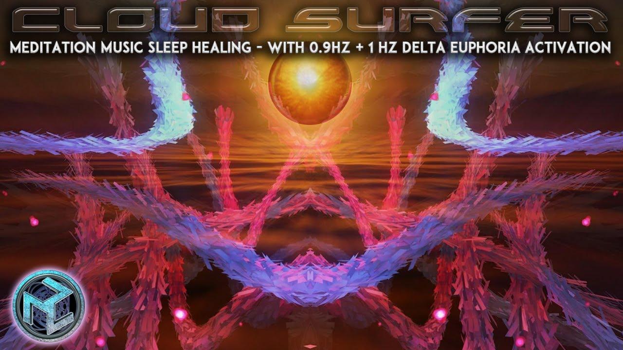 Deep & Potent! ULTRA BRAIN MASSAGE Binaural Beats | Meditation Music Sleep  Healing | Euphoria MUSIC