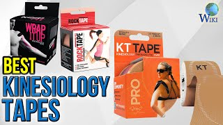 10 Best Kinesiology Tapes 2017