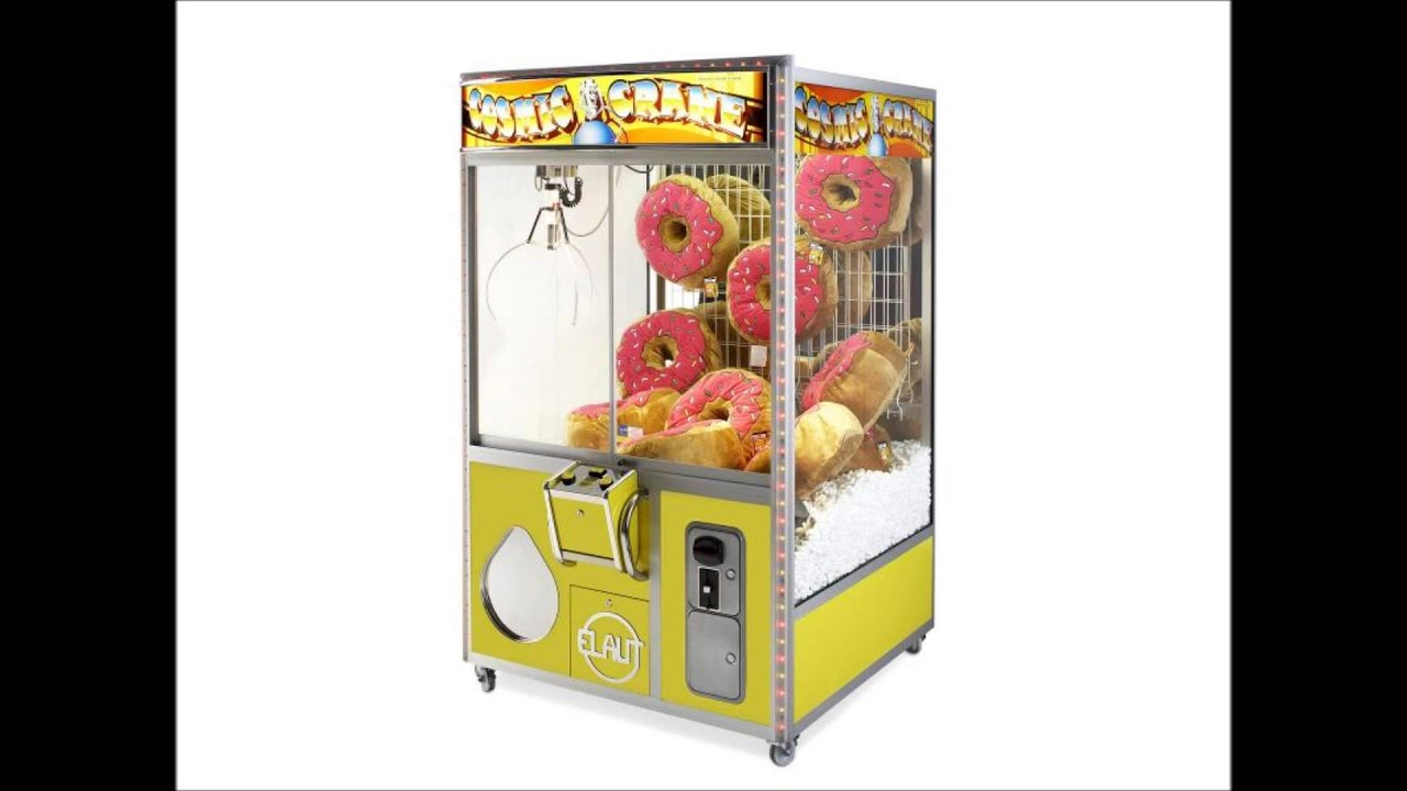 the big one claw machine for sale