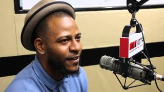 Eric Bellinger Talks Cuffin Season, Discography, and working with Chris Brown