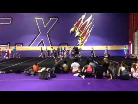 Acx Crazy Jags stunt run 2-25-14