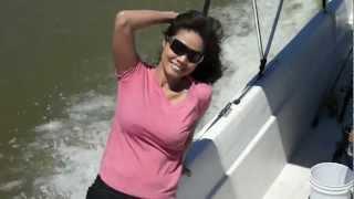 Ho Le Thu on Steven Mai's Fishing Show