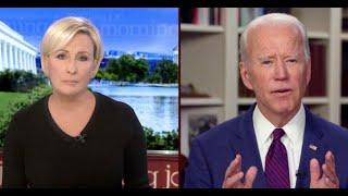 BOBTV Reviews Mika VS Joe :The Tara Reade Sexual Assault Scandal