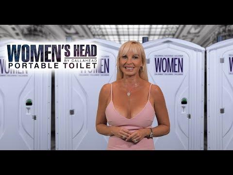 The 'Women's Head' Portable Toilet | Construction | CALLAHEAD | NEW YORK | Restroom | Video