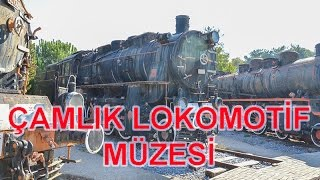 Çamlık Buharlı Lokomotif Müzesi ve Atatürk'ün Vagonu HD 1080p